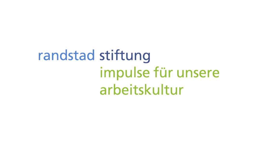 Bild mit Logo der Randstad Stiftung