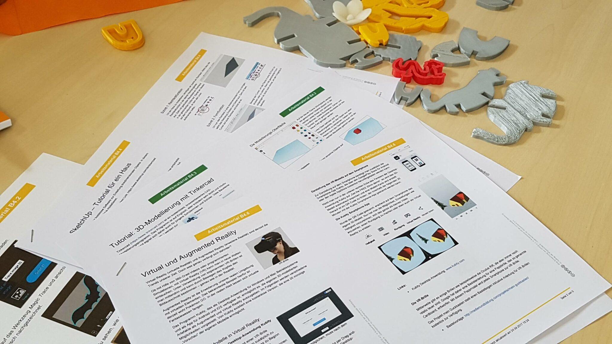Material und Unterrichtskonzepte zu IT2School können frei heruntergeladen werden.