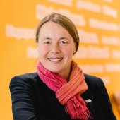 Steffi Blumentritt, Leiterin Unternehmertum